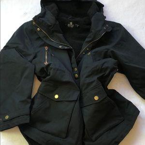 Volcom parka jacket NWT
